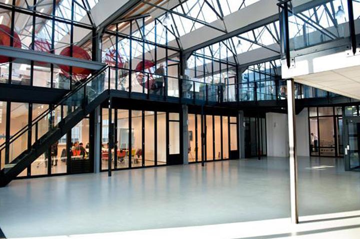 format A: is verhuisd en houdt nu kantoor in het Deprez gebouw in de Tilburgse Spoorzone